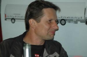 Wolfgang Etz Cheftechniker/Manufaktur