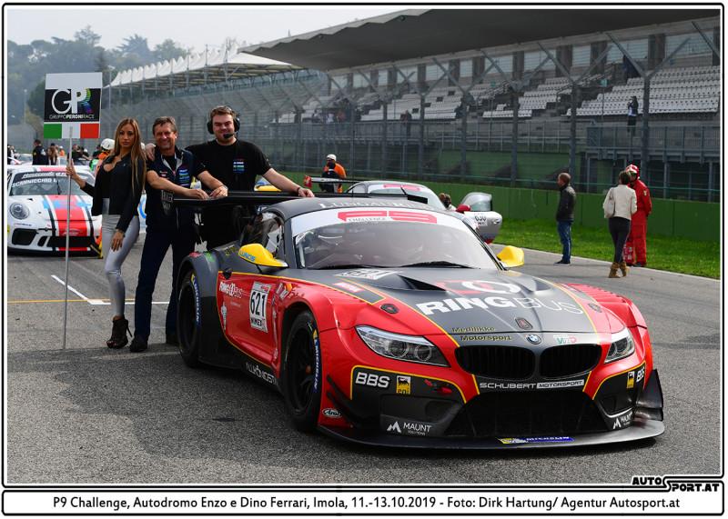 P9 Challenge Monza